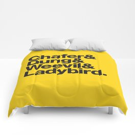 The Beetles Comforters