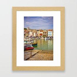 Cassis 1.0 Framed Art Print
