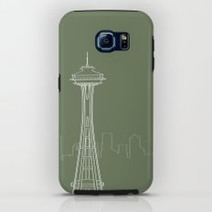 Seattle by Friztin Tough Case Galaxy S6
