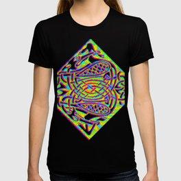 celtic knotted diamond T-shirt