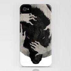 Wild Dog iPhone (4, 4s) Slim Case