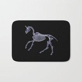 Unicorn Fossil Bath Mat