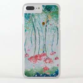Right Side Up or Upside Down Clear iPhone Case