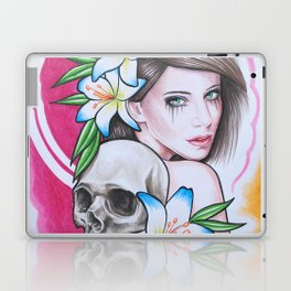 'LILLIES' - Ruth Priest Laptop & iPad Skin