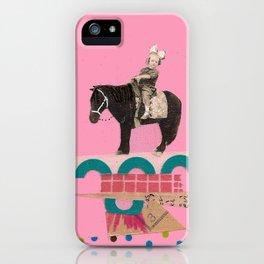 Higher Ground- Ellie iPhone Case