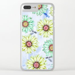 I'm an Early Bloomer Clear iPhone Case