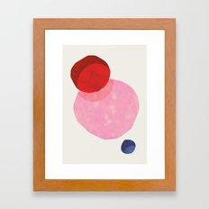 Eclipse Framed Art Print