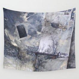 Upon Awakening Wall Tapestry