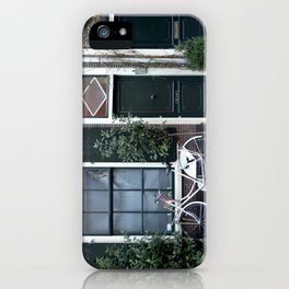 Doors and windows iPhone Case