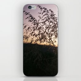 i-5 sunset iPhone Skin