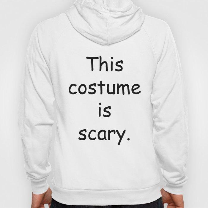Comic Sans is Scary Hoody