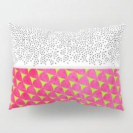 Dragon Fruit Deconstructed Pillow Sham