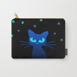 Glow in the Dark Cat Carry-All Pouch