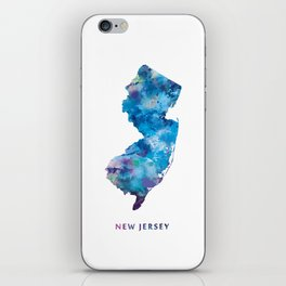 New Jersey iPhone Skin