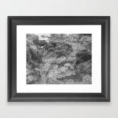 DREVM FLOWER Framed Art Print