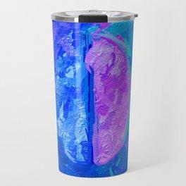 Abstract Mandala 202 Travel Mug