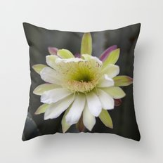 the whole flower  Throw Pillow