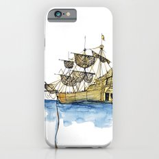 Sailing Ship Slim Case iPhone 6s