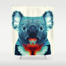 Koala - Colorful Animals Shower Curtain