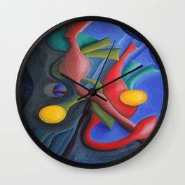 New Life Form Wall Clock