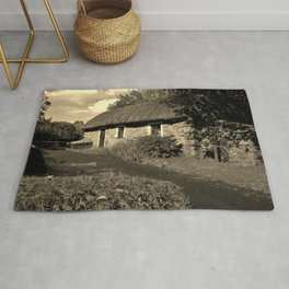 Living In The Past Rug