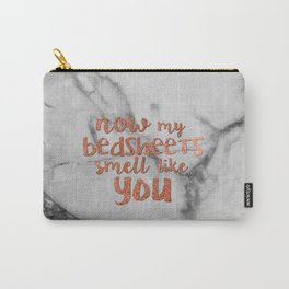 Shape of You Carry-All Pouch