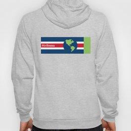#Tribuna Costa Rica y el mundo Hoody