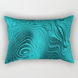 Whirlpool Waters Rectangular Pillow