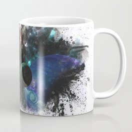 Surreal Nebula Coffee Mug