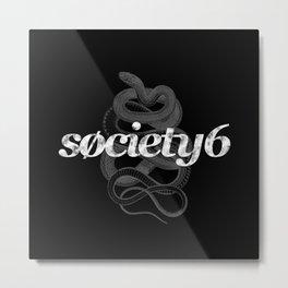 Society6 Metal Print