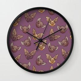 Creepy but cute Wall Clock