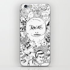 Untitled (179) iPhone & iPod Skin