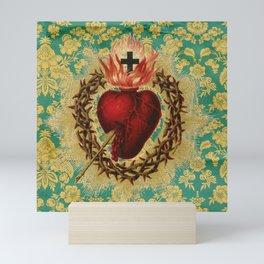 Sacred Heart LOVE Mini Art Print