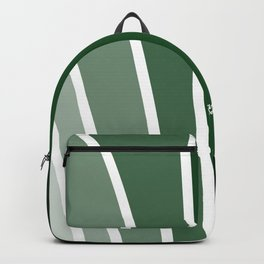 Kirovair Art Deco Green #minimal #art #design #kirovair #buyart #decor #home Backpack
