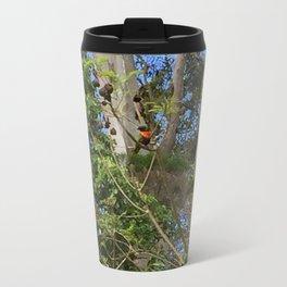 bird spotting Travel Mug