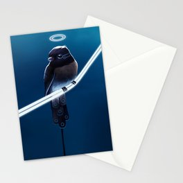 Solar Sparrow Stationery Cards