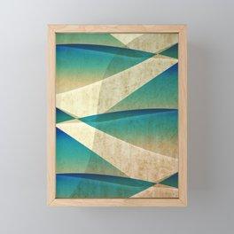 F L Y I N G Framed Mini Art Print