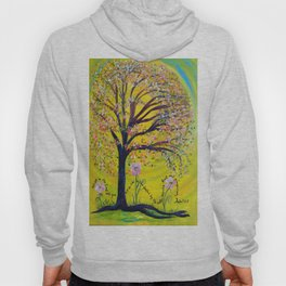 A Tree Planted by the Water Hoody