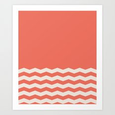 PATTERN COLLECTION II Art Print