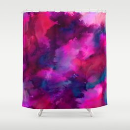 After Hours Shower Curtain