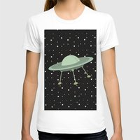 ufo T-shirts featuring UFO by Mr and Mrs Quirynen