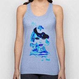 Water Women_02 Unisex Tank Top