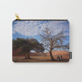 Namibia Safari Desert in Africa Carry-All Pouch