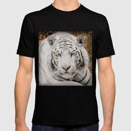 WHITE TIGER GAZE T-shirt