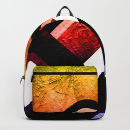 Retro Groove Backpack