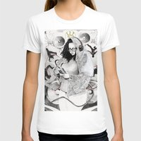 hiphop T-shirts featuring Holy Mother of HipHop Blessed Be Thy Beats. by Kamau Mshale