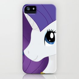 Rarity iPhone Case