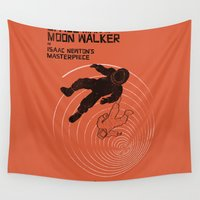 gravity Wall Tapestries featuring GRAVITY by Resistance