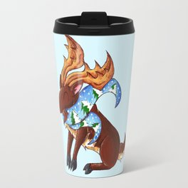 Winter Wishes from the North Travel Mug