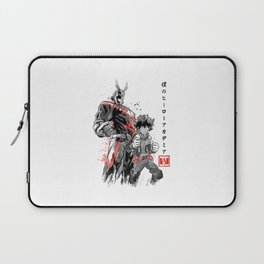 Hero Academia Laptop Sleeve